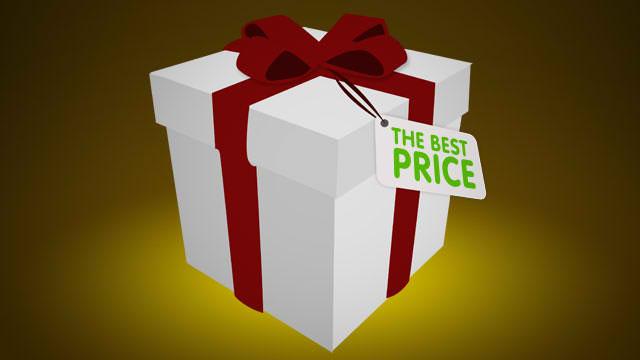 the best price
